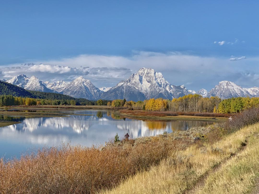 Oxbow Bend by Kaylyn Franks